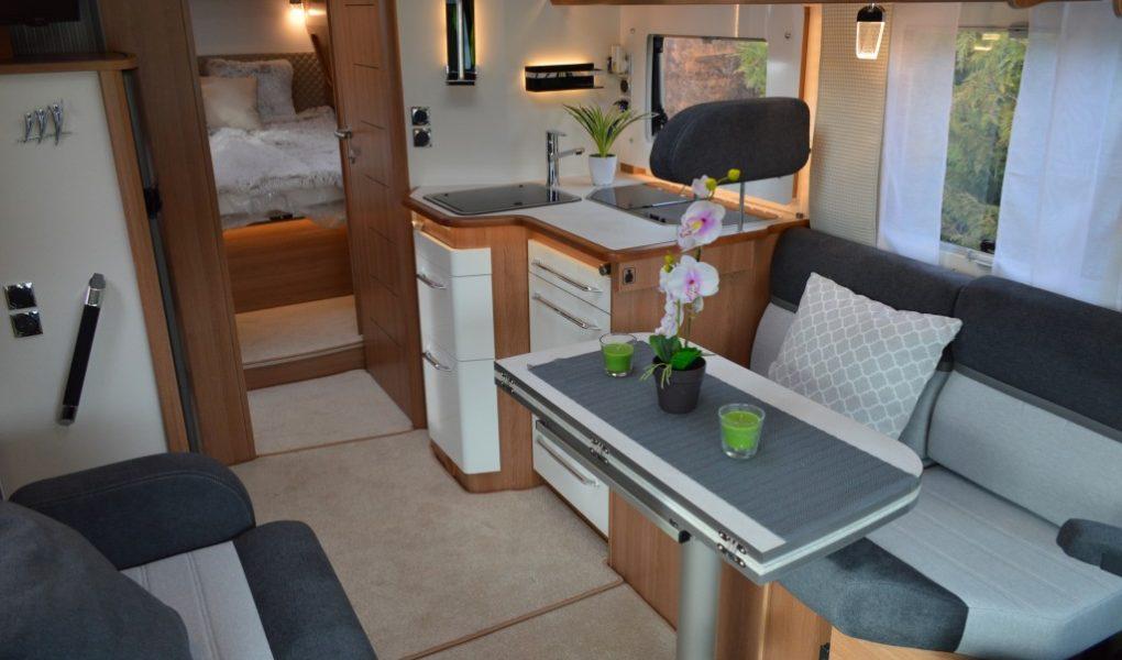 Utazás bérelt lakóautóval, vagyis egy otthon minden kényelmével