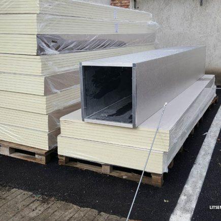 PIR panel és ALP panel – légtechnikai termékek az ALPsystem-től