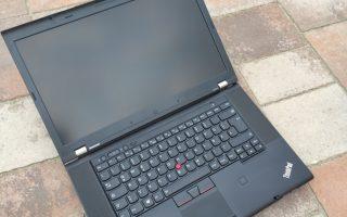 Még a GTA V is futtatható a használt Lenovo W530 Workstation laptopon!