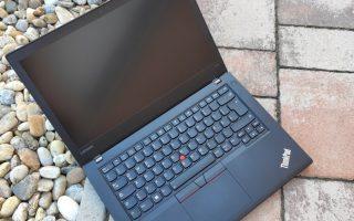 Játsszon GTA V-tel a Lenovo Thinkpad T470-en